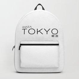 Tokyo Ginza Backpack
