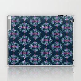 Royal Gardens (Navy) Laptop & iPad Skin