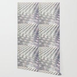 Floor metal surface Wallpaper