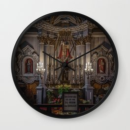 Chapel of Our Lady of Refuge Wall Clock