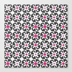 Gaudi Flower Canvas Print