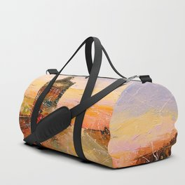 London evening Duffle Bag