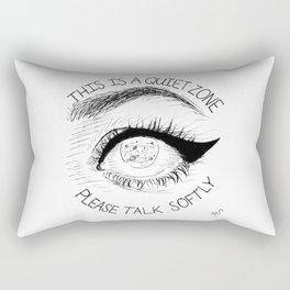 Quiet Zone Rectangular Pillow