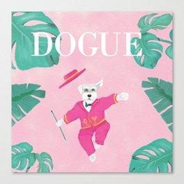 Dogue - Dance Canvas Print
