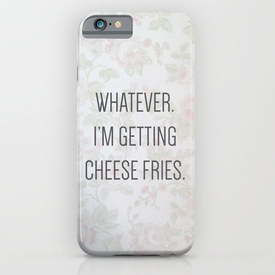 Whatever iPhone & iPod Case