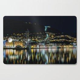 City of Bergen, Norway Cutting Board
