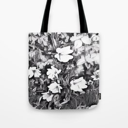 The Flowers Tote Bag