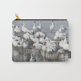 Les Oies Blanches : Kécéça ? - The White Geese : What'sthis? Carry-All Pouch