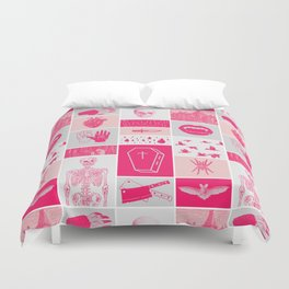 Fright Delight Duvet Cover