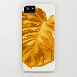 Monstera, Santa, SOMMAR Limited Edition #1 iPhone Case
