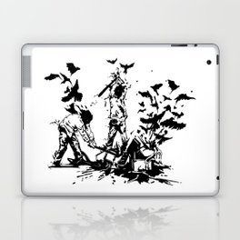 Famous also Fade Laptop & iPad Skin