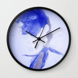 The Dancing Flower Wall Clock