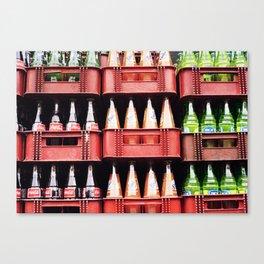 Sodas. Canoa, Ecuador.  Canvas Print