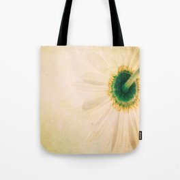 Prickly Yellow Flower Tote Bag