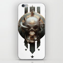 Hail Hydra 3 iPhone Skin