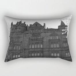 The Ocean Building, Belfast (2) Rectangular Pillow