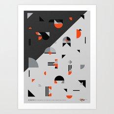 Practice Art Print