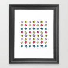 bonbonbon Framed Art Print