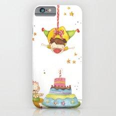 Baby birthday iPhone 6s Slim Case