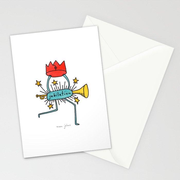 jubilation Stationery Cards