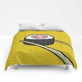 Pierced Nipple Maki Comforters