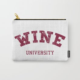 Wine University Carry-All Pouch