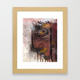 Cluster 1021 Framed Art Print