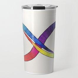 Neurodiversity symbol 1 Travel Mug