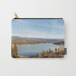 Bass Lake, California Carry-All Pouch