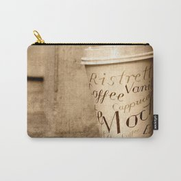 For the Love of Coffee Carry-All Pouch
