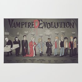 Vampire (D)Evolution Rug