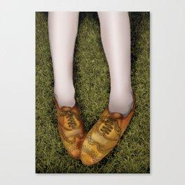 shoegaze... Canvas Print