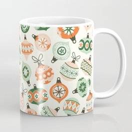 Vintage Ornaments Coffee Mug