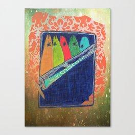 Destiny Unfolds Canvas Print