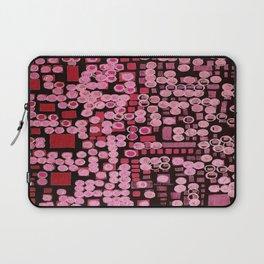:: Pink Noise Ordinance :: Laptop Sleeve