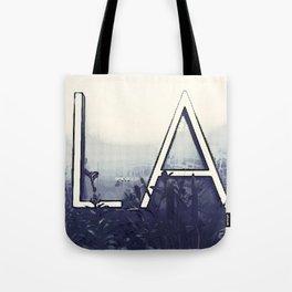 LA Los Angeles Tote Bag