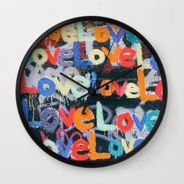 SHOREDITCH Wall Clock