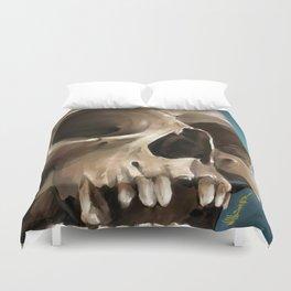 Skull 1 Duvet Cover