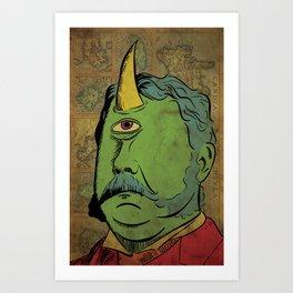 Chester Arges Arthur Art Print