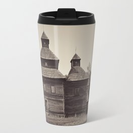 Russian Church Travel Mug