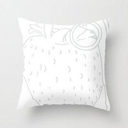 Fresh Shrapnel Throw Pillow