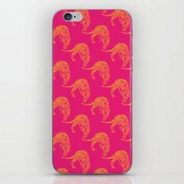 Wild Leopard Print iPhone Skin