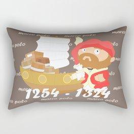 Marco Polo Rectangular Pillow