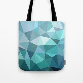 3angle blue Tote Bag