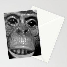 chimpancé Stationery Cards
