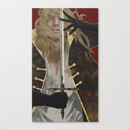 Alucard Canvas Print
