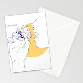 Carpe Omnia Stationery Cards