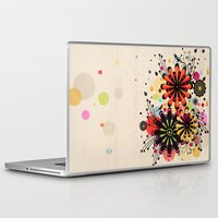 blossom Laptop & iPad Skins featuring Blossom by Kakel