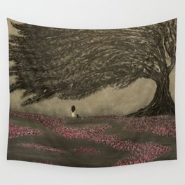 Sombre Wall Tapestry