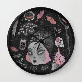 Magical ϟ Autumn Wall Clock
